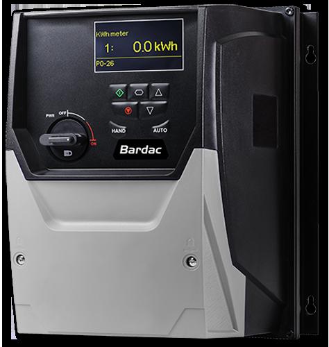 V3 Series - AC Variable Torque, Fan & Pump Drives   NEMA 4X (IP66)   Size 2